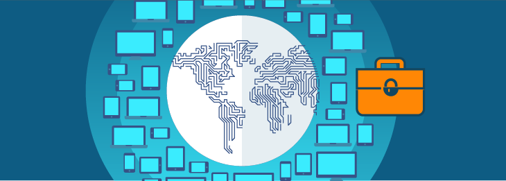 Die 5 Best Practises für den Schutz der Daten unterwegs