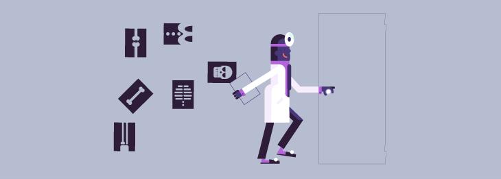 Datenschutz im Gesundheitswesen: Arztpraxen