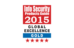 Endpoint Protector 4, Gold-Gewinner bei den Info Security's Global Excellence Awards 2015 in der Kategorie Datenbanksicherheit, Datenverlust-Schutz / Datenverlust-Prävention