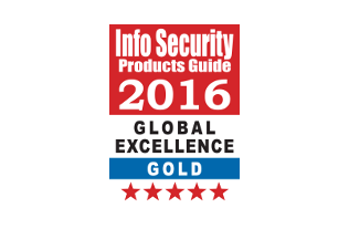 Endpoint Protector 4 gewinnt zum zweiten Mal in Folge Gold bei den Info Security PG Global Excellence Awards 2016 in der Kategorie Datenbanksicherheit, Datenverlust-Schutz / Datenverlust-Prävention