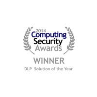 Endpoint Protector 4 gewinnt den Computing Security Award 2014 in der Kategorie 'DLP Lösung des Jahres