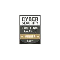 Endpoint Protector 4 wird zum zweiten Mal in Folge ausgezeichnet und gewinnt den Cybersecurity Excellence Award 2017 in der Kategorie Data Leakage Prevention