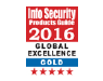 Endpoint Protector 4 is Gold Winner for the second year in a row at Info Security PG's Global Excellence Awards 2016