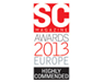 Endpoint Protector won the Highly Commended Award in the Best DLP category at SC Magazine Awards Europe 2013